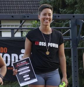 EMOM Athlet: KRossPower Carina 1