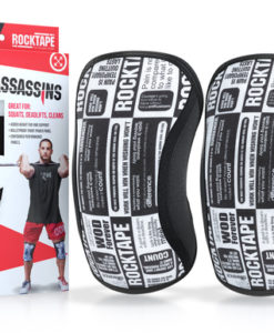 Assassins Knee Sleeves - Manifesto