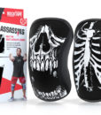 Assassins Knee Sleeves – Skull