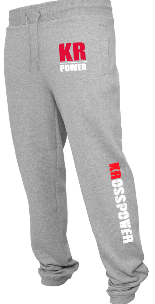 KRosspower Emblem & Schriftzug Heavy Sweatpants Sporthose- Partner Merchandise 3