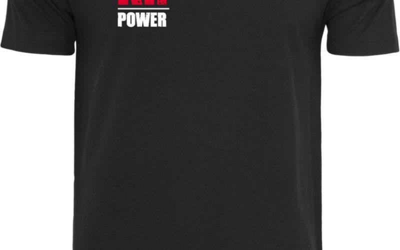 KRossPower Emblem Logo Shirt Herren