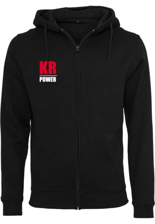 KRossPower Emblem Logo Hoody Herren- Partner Merchandise