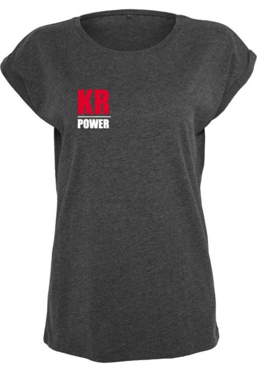 KRosspower Schriftzug Sweatjacke / Kapuzenjacke Männer- Partner Merchandise