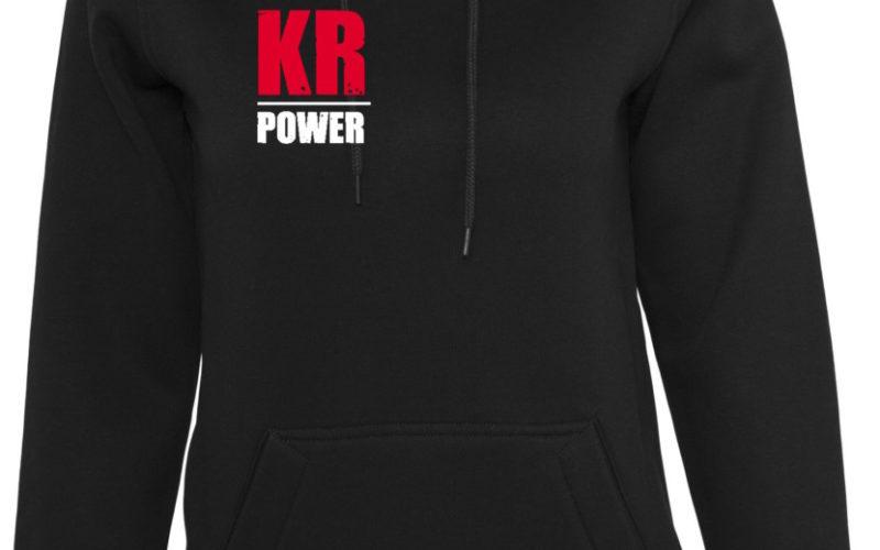 KRosspower Emblem Hoody Damen