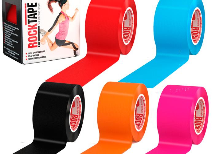 Standard Tape (5cm x 5m) Uni in div. Farben (Lime Green, Electric Blue, Navy Blue, Orange, Pink, Lila, Grün, Silver, Schwarz, Beige)