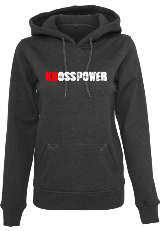 KRosspower Emblem Hoody Damen- Partner Merchandise