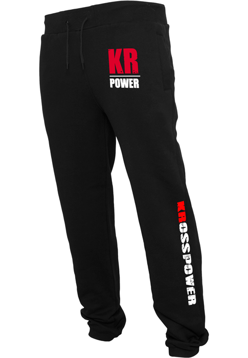 KRosspower Emblem & Schriftzug Heavy Sweatpants Sporthose- Partner Merchandise 1