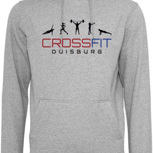 Crossfit® Duisburg Logo Hoody Herren - Partner Merchandise 9