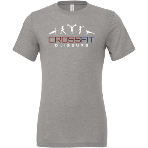 Crossfit® Duisburg Tri-Blend Logo Shirt - Partner Merchandise 13