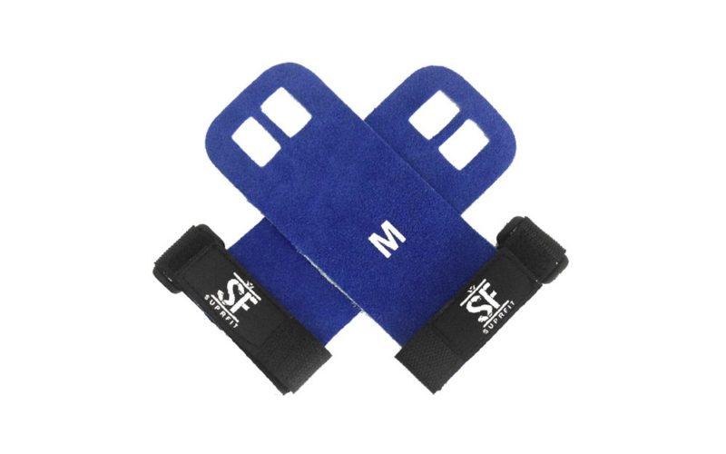 Suprfit Gymnastics Grips in Blau, Weiß oder Schwarz
