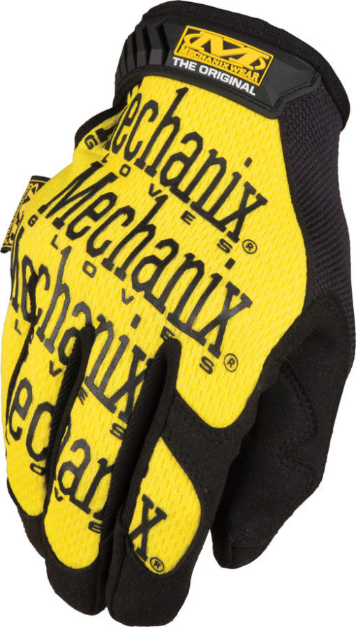 Mechanix Wear® Original™ Handschuh - fürs Training oder Hindernisläufe (OCR) 12
