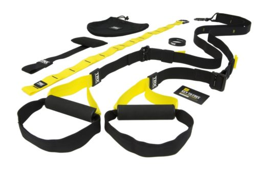 TRX HOME - Perfekter Schlingentrainer/Suspension Trainer für dein Home