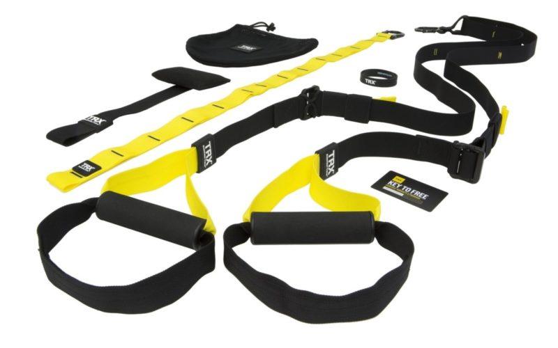 TRX HOME – Perfekter Schlingentrainer/Suspension Trainer für dein Home
