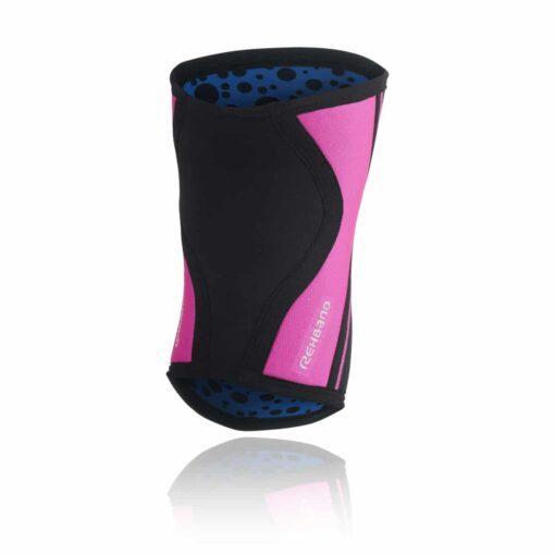 REHBAND Rx Kniebandage 3mm schwarz/pink