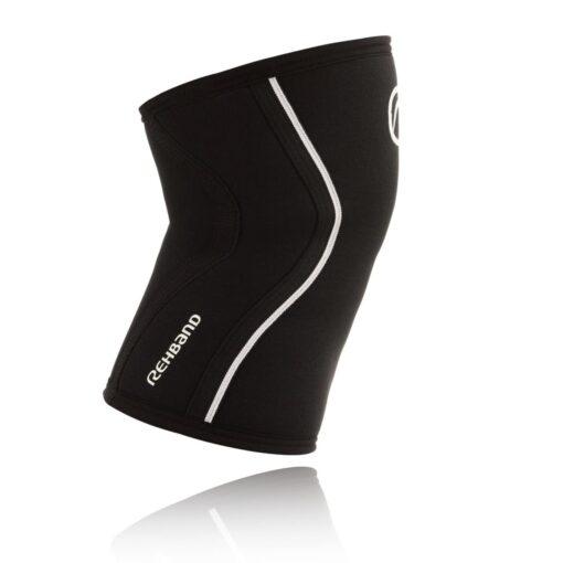 REHBAND Rehband Rx 5mm Knie, schwarz