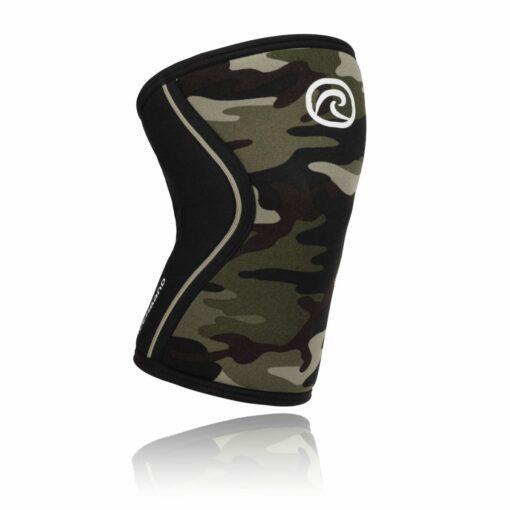 REHBAND Rx Knee Support  7mm Neopren, camo/schwarz