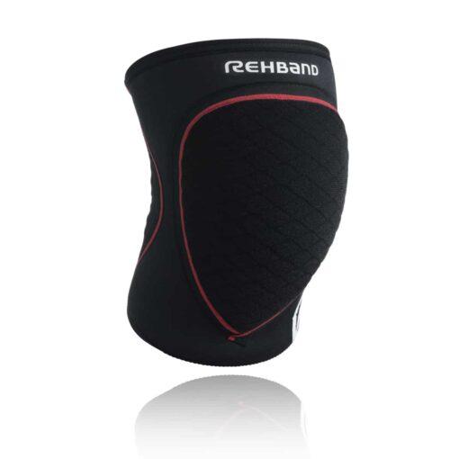 REHBAND Rx Speed Knee JR, Black/red, S, 5 mm