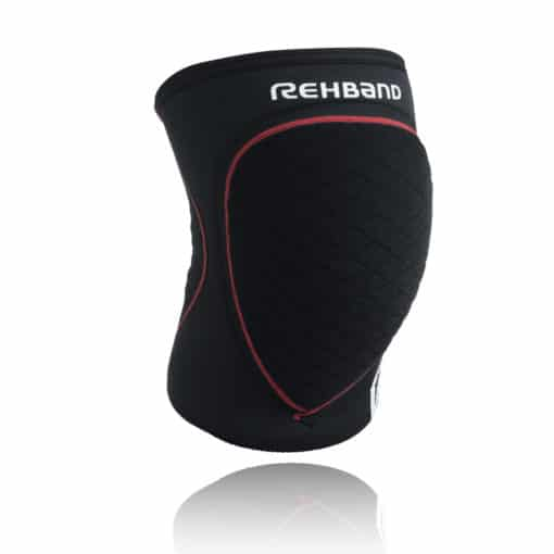 REHBAND Rx Speed Knee, Black/red, XS, 5 mm