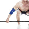 7081_Rehband_Blue line_Elbow Support