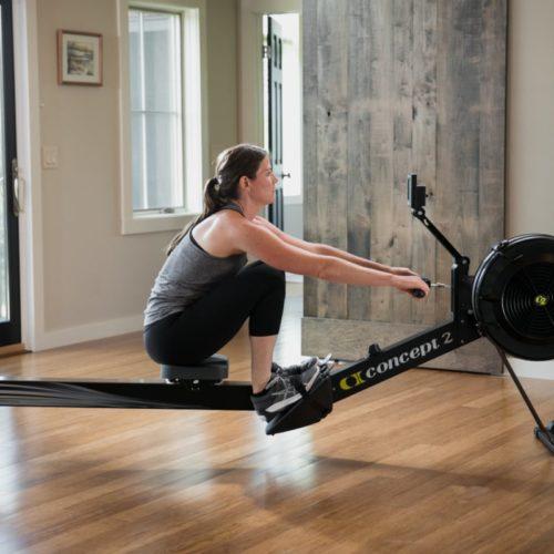 concept2 Model D Indoor Rower mit PM5 - Rudergerät 34