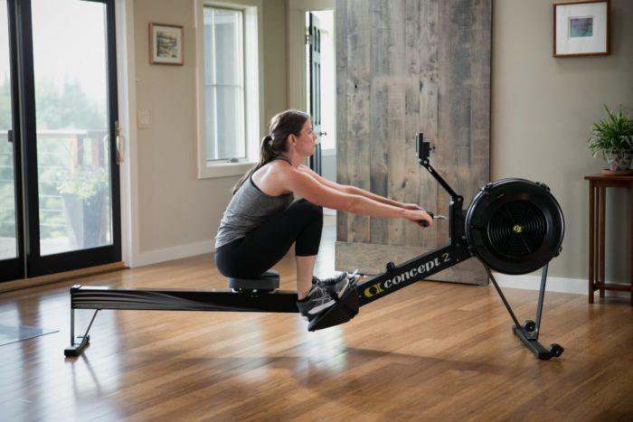 concept2 Model D Indoor Rower mit PM5 - Rudergerät 7