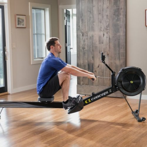 concept2 Model D Indoor Rower mit PM5 - Rudergerät 33