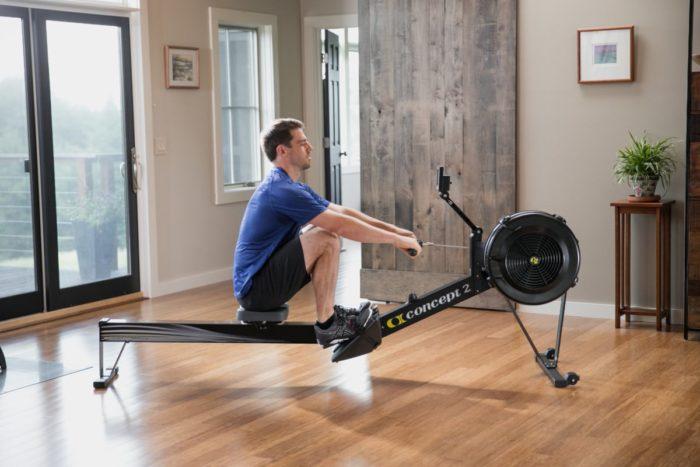 concept2 Model D Indoor Rower mit PM5 - Rudergerät 6