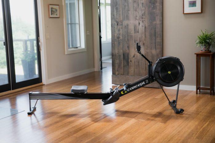 concept2 Model D Indoor Rower mit PM5 - Rudergerät 2