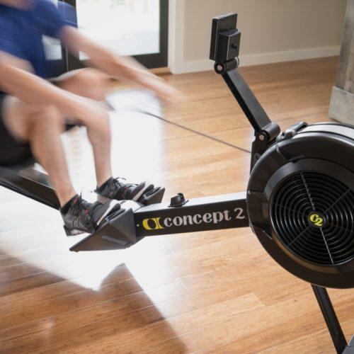 concept2 Model D Indoor Rower mit PM5 - Rudergerät 31
