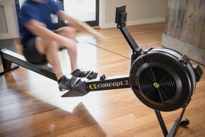 concept2 Model D Indoor Rower mit PM5 - Rudergerät 4