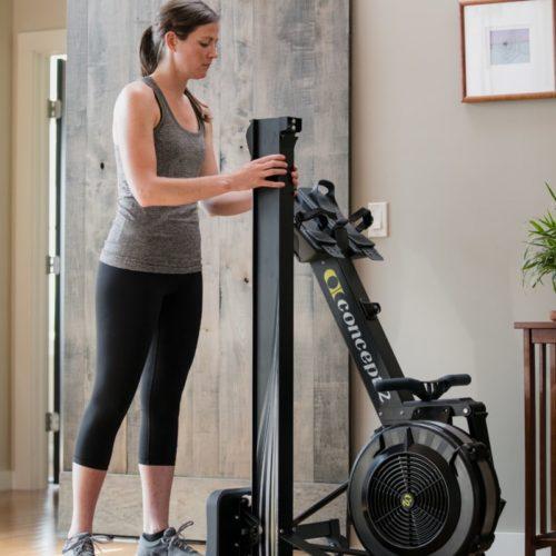 concept2 Model D Indoor Rower mit PM5 - Rudergerät 32
