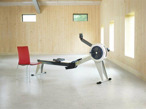 Concept2 Modell E Indoor Rower mit PM5 - Rudergerät 2
