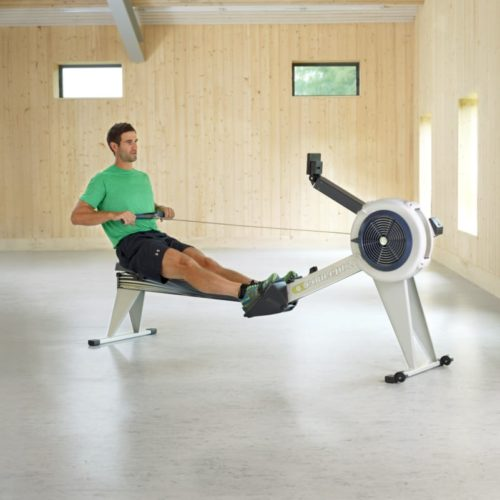 Concept2 Modell E Indoor Rower mit PM5 - Rudergerät 12