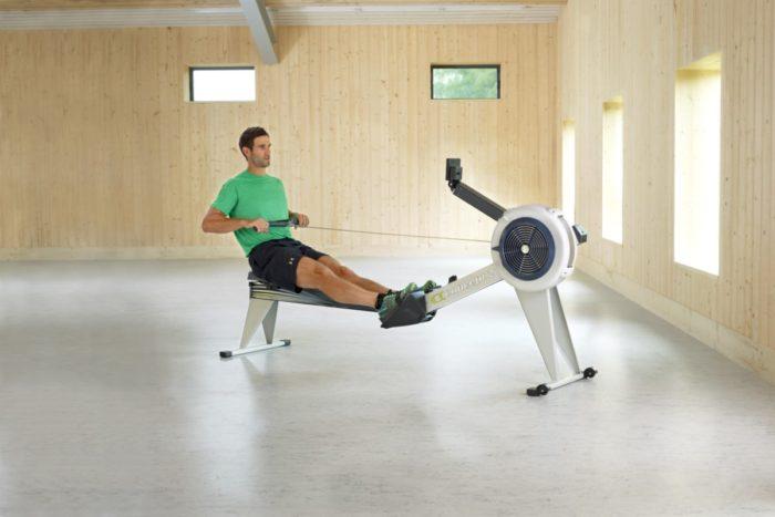 Concept2 Modell E Indoor Rower mit PM5 - Rudergerät 3