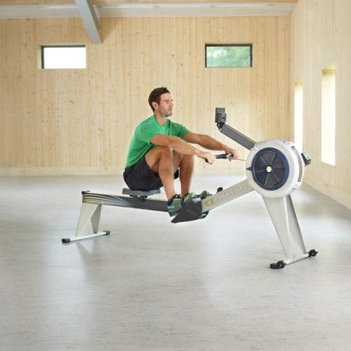 Concept2 Modell E Indoor Rower mit PM5 - Rudergerät 13