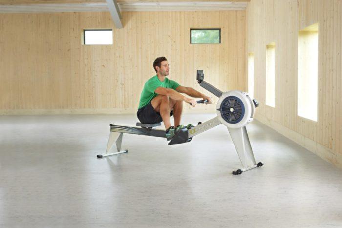 Concept2 Modell E Indoor Rower mit PM5 - Rudergerät 4