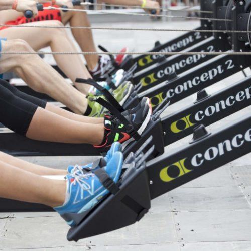 concept2 Model D Indoor Rower mit PM5 - Rudergerät 38