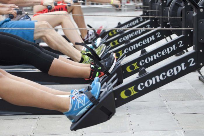 concept2 Model D Indoor Rower mit PM5 - Rudergerät 11