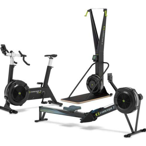 concept2 Model D Indoor Rower mit PM5 - Rudergerät 41
