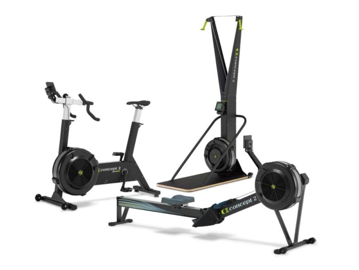 concept2 Model D Indoor Rower mit PM5 - Rudergerät 14