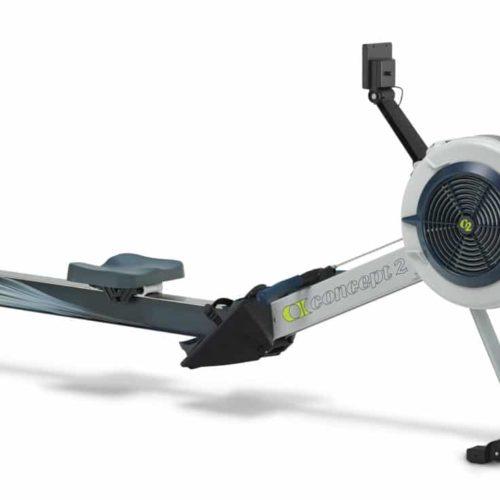 concept2 Model D Indoor Rower mit PM5 - Rudergerät 50