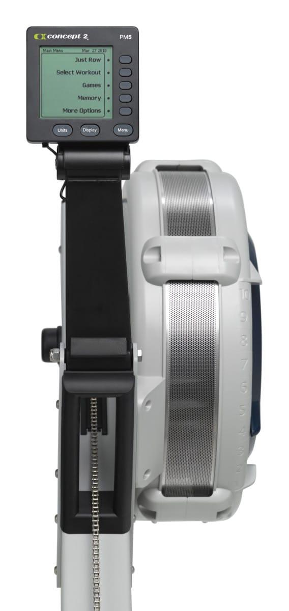 concept2 Model D Indoor Rower mit PM5 - Rudergerät 26
