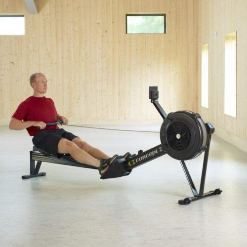 concept2 Model D Indoor Rower mit PM5 - Rudergerät 36