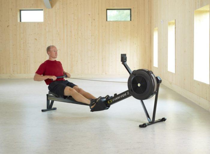 concept2 Model D Indoor Rower mit PM5 - Rudergerät 9