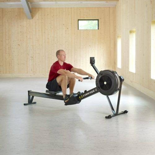 concept2 Model D Indoor Rower mit PM5 - Rudergerät 35
