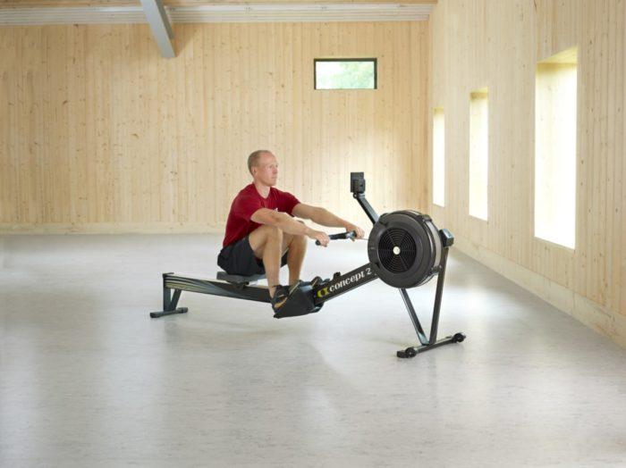 concept2 Model D Indoor Rower mit PM5 - Rudergerät 8