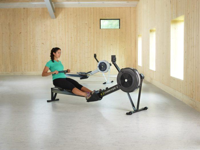 concept2 Model D Indoor Rower mit PM5 - Rudergerät 21