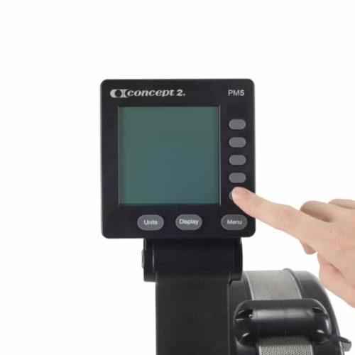 concept2 Model D Indoor Rower mit PM5 - Rudergerät 49