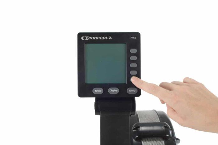 concept2 Model D Indoor Rower mit PM5 - Rudergerät 22