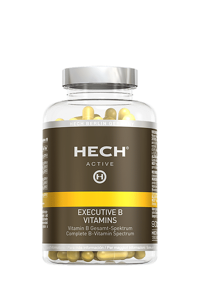 Executive B Vitamins 90 Kapseln by HECH®